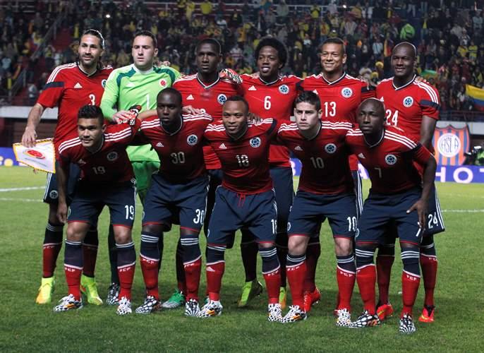 حقائق وأرقام تفصيلية عن قائمة منتخب كولومبيا دبي الرياضية