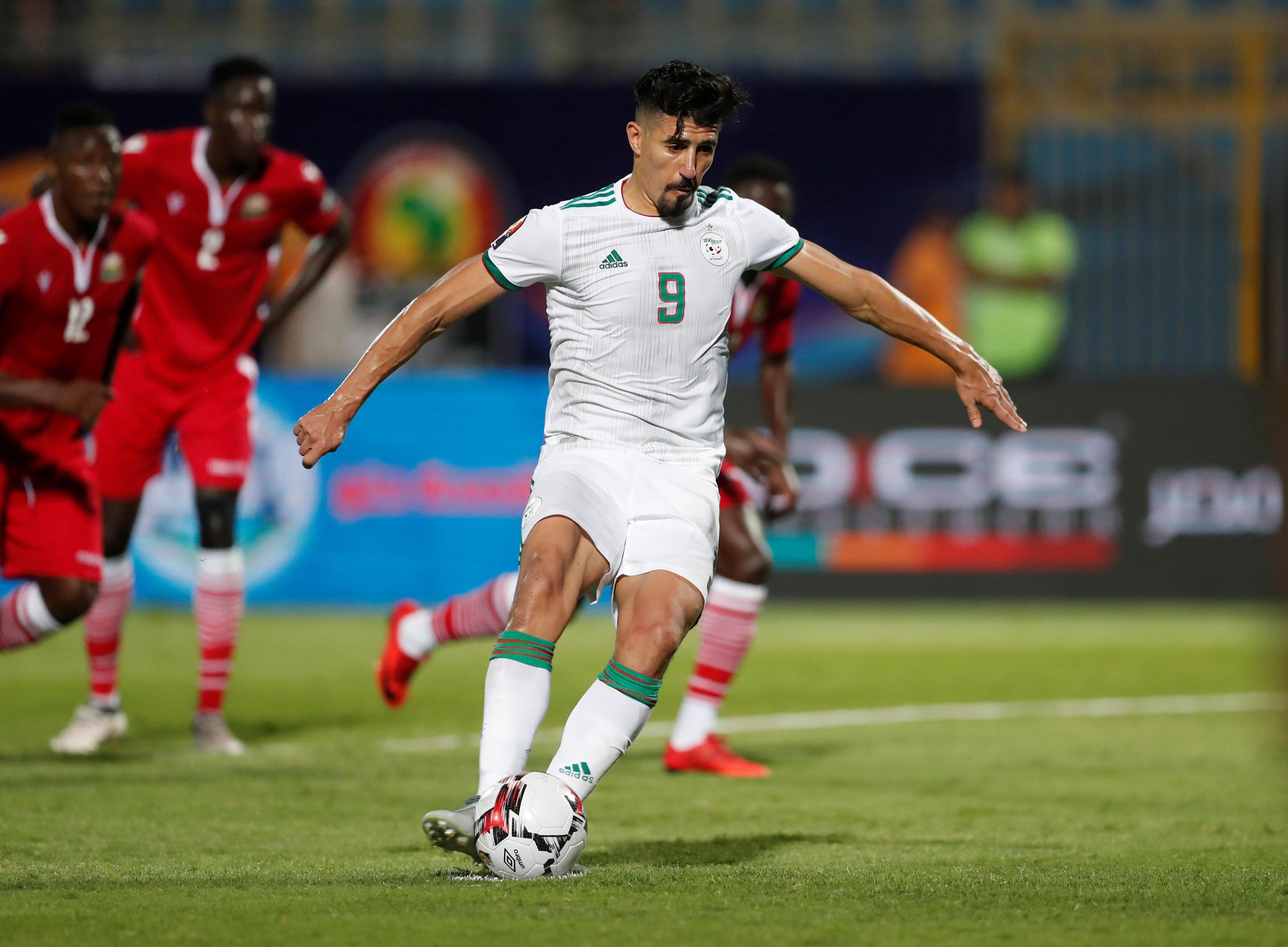 بونجاح: الجزائر قادرة على الوصول لأبعد نقطة بكأس الأمم
