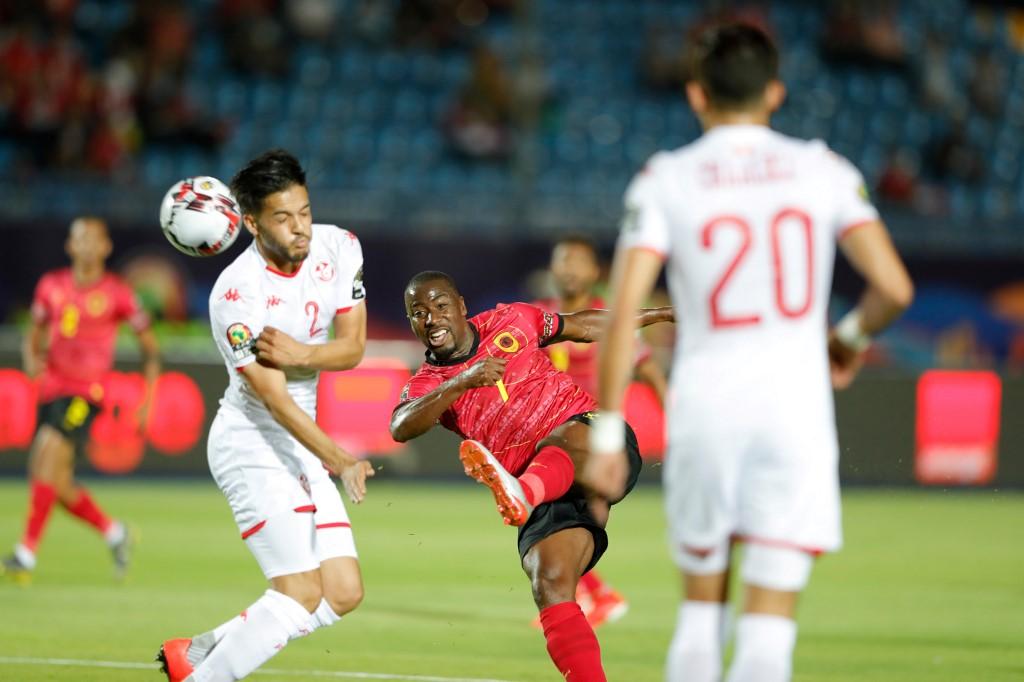 تونس تستهل مشوارها بكأس إفريقيا بالتعادل مع أنجولا