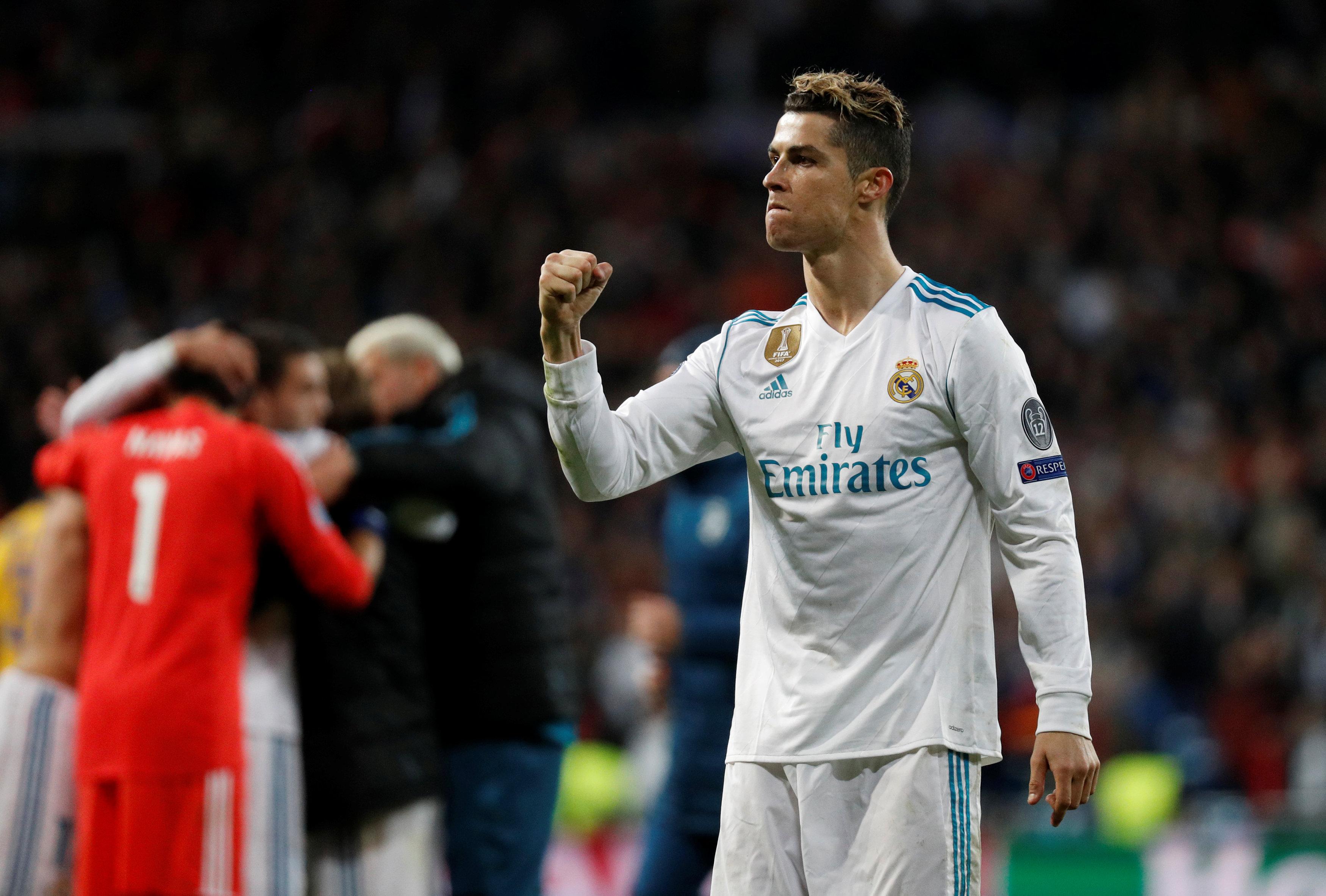 رونالدو أكثر لاعب تحقيقاً للانتصارات