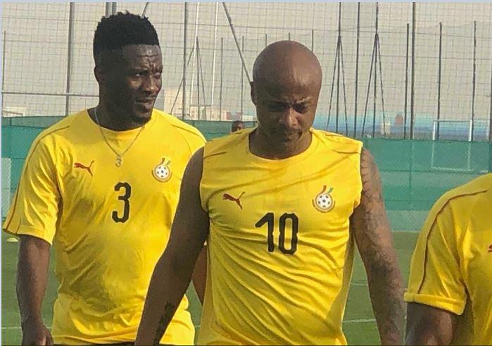 مباشرة .. منتخب غانا من دبي إلى القاهرة